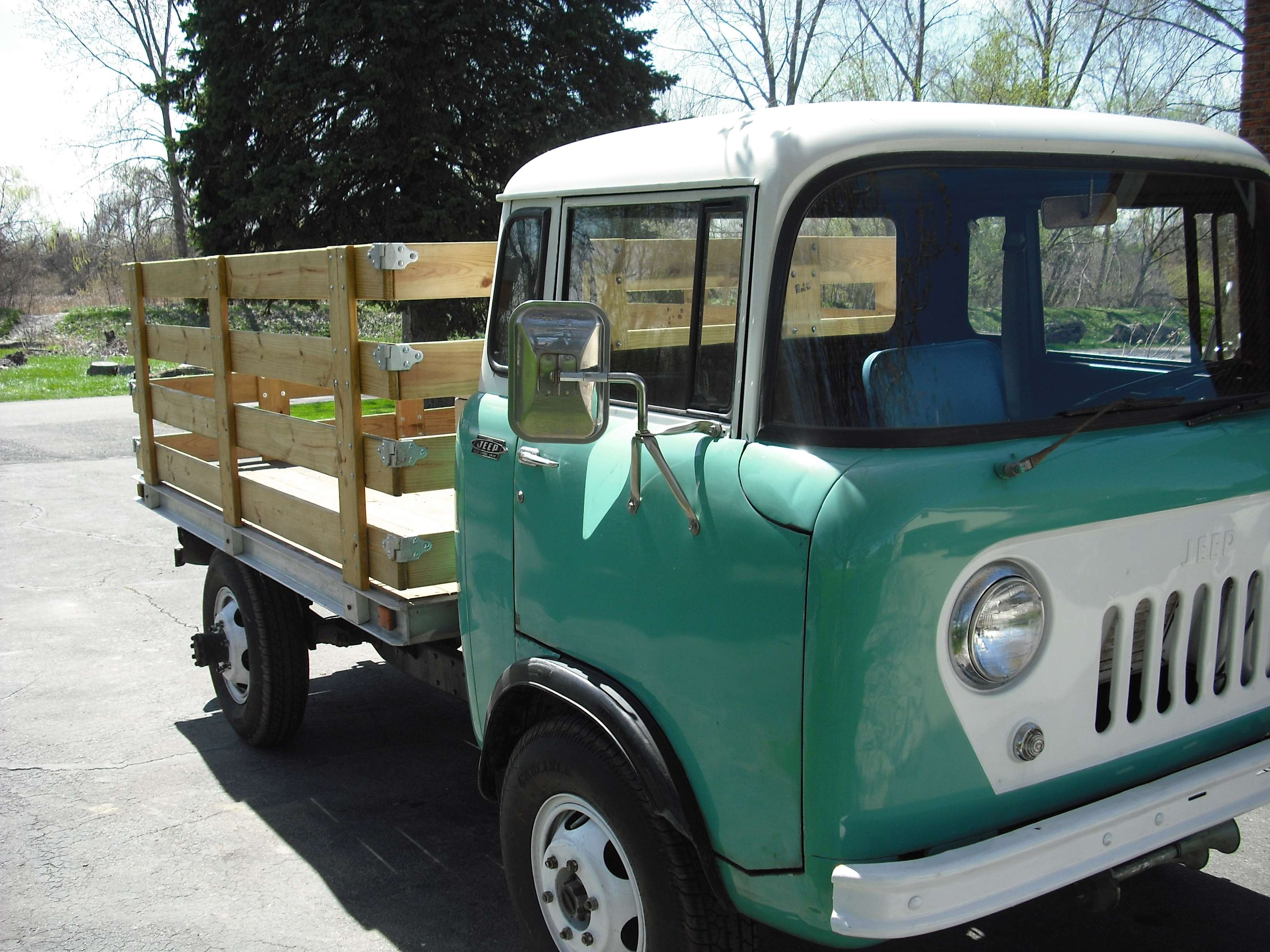 Restored Jeep Fc 150 170 For Sale | Autos Post