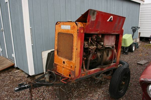 welder jeep | Search Results | eWillys | Page 2 on old hobart welder parts, old hobart welder generator, old hobart welder manual,