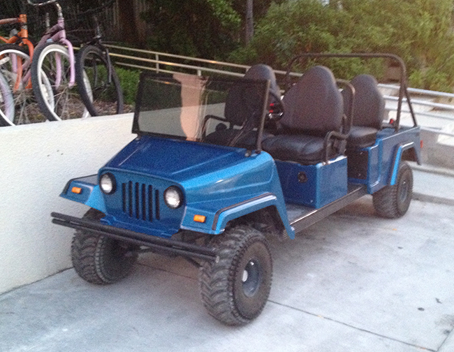 jeep-cart-key-west