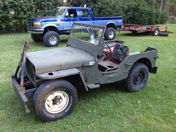 GPW (Ford MB) | eWillys | Page 5