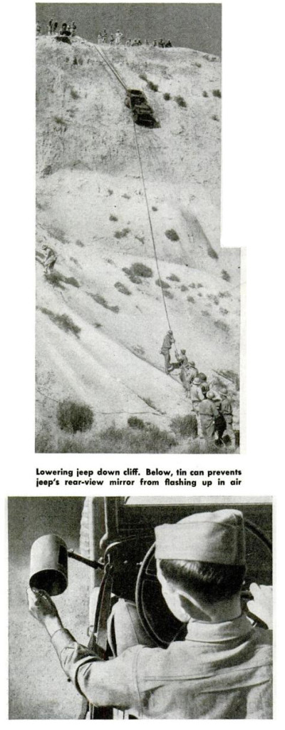 1944-06-lowering-jeep-over-cliff