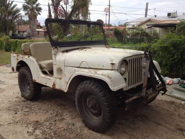 1952 M 38a1 Laredo Tx 3000 Ewillys