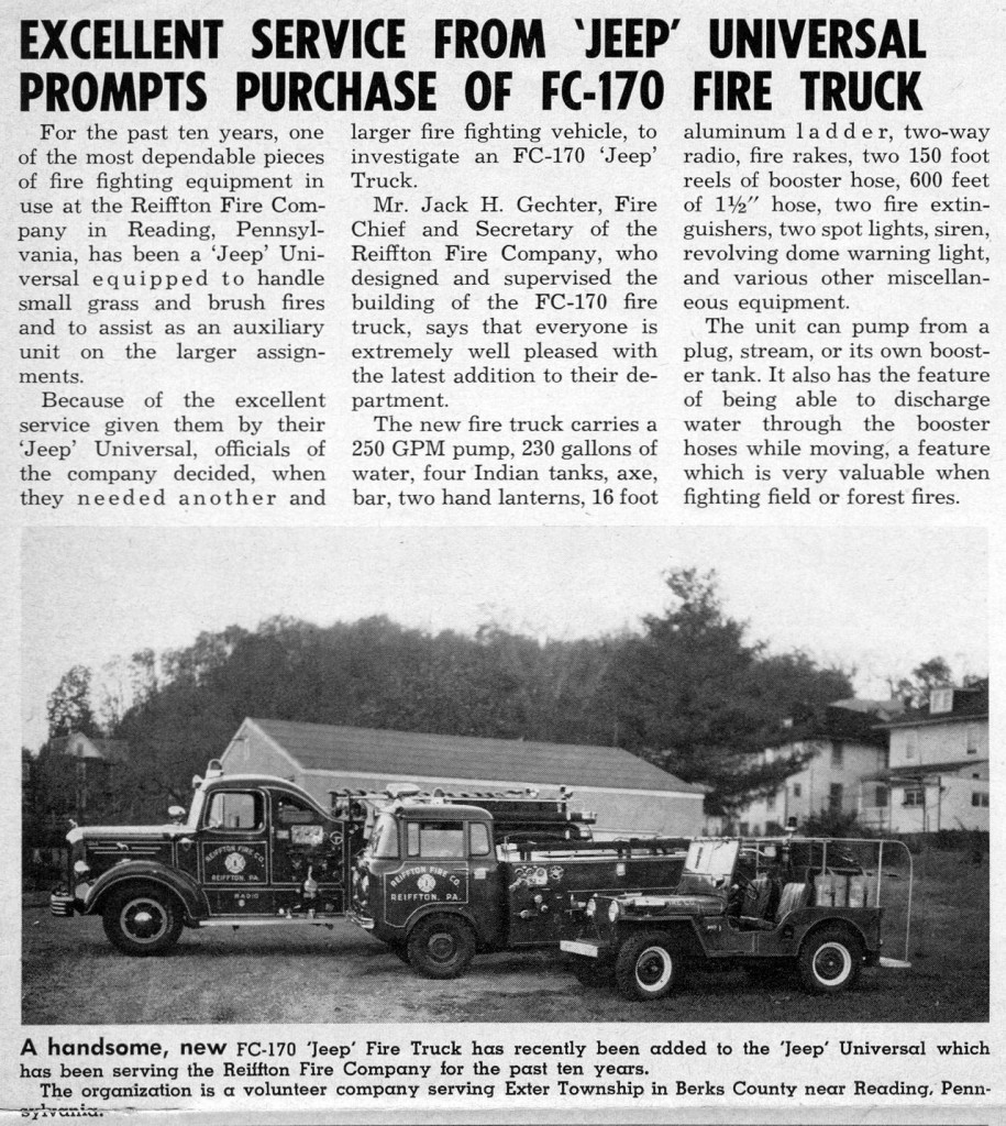 Reiffton Fire Company