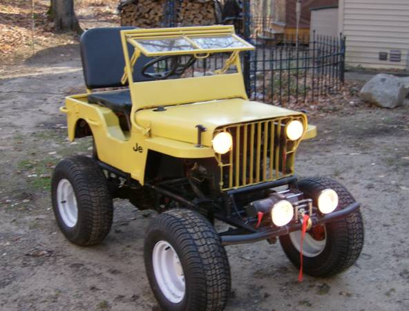 Jeep Go Kart Body Bing Images