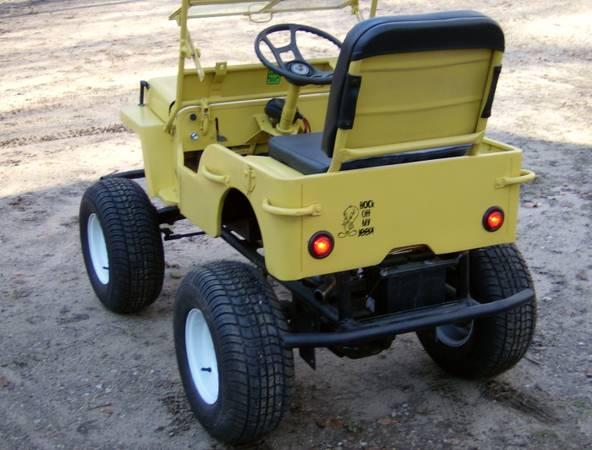Craigslist Jackson Mi Mini Bikes mini jeep mesick mi