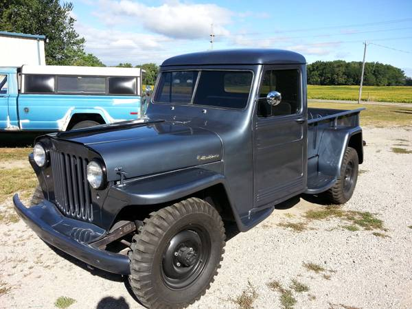 Willys Trucks Ewillys Page 4