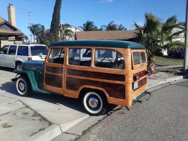 Willys Wagons For Sale Craigslist Autos Weblog