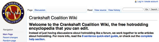 crankshaft-coalition-website