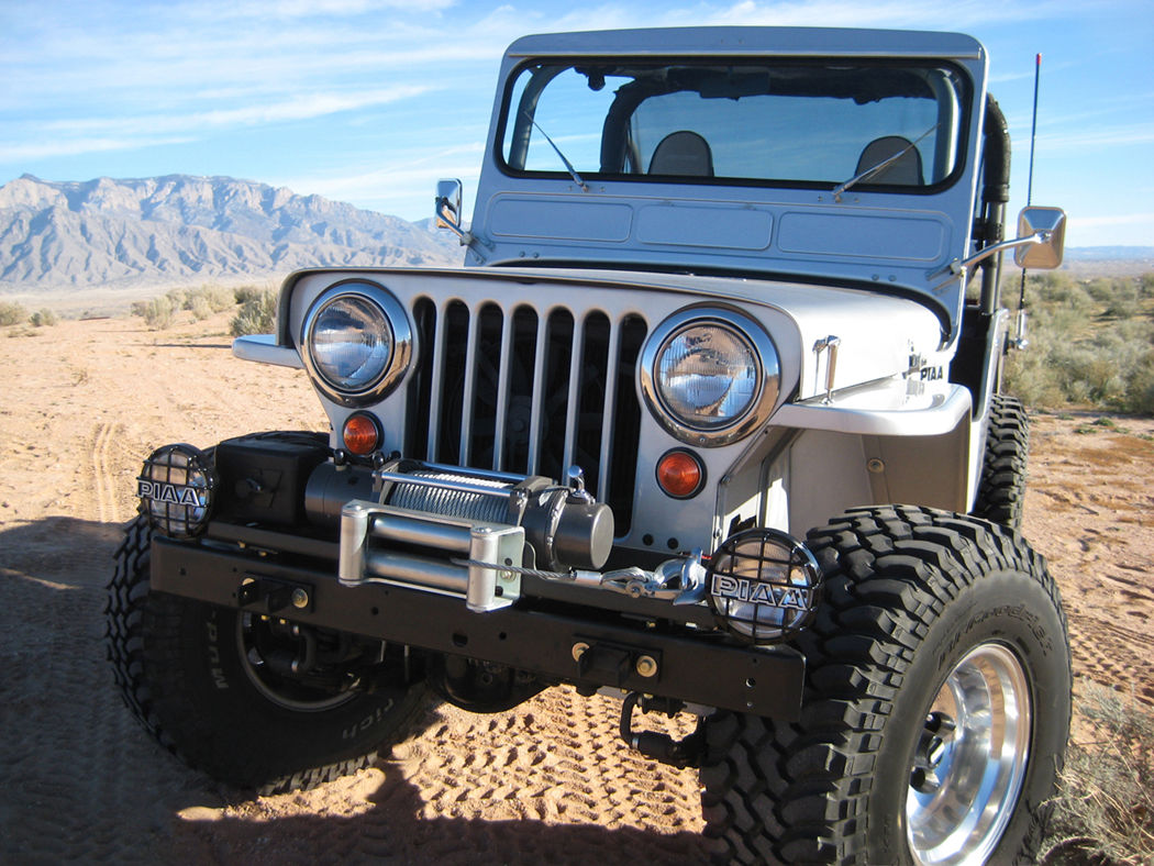 Jeeps For Sale In Dallas >> CJ-3A | eWillys | Page 7