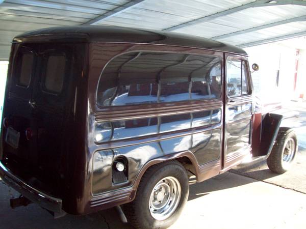 1956 Wagon Louisville, KY $7500 | eWillys