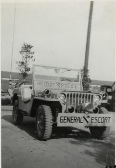 545th Military Police Vehicle History | eWillys