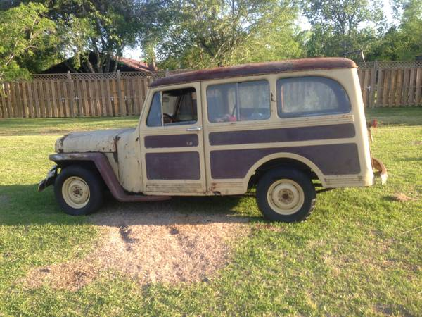 Willys Wagon For Sale Craigslist Autos Weblog