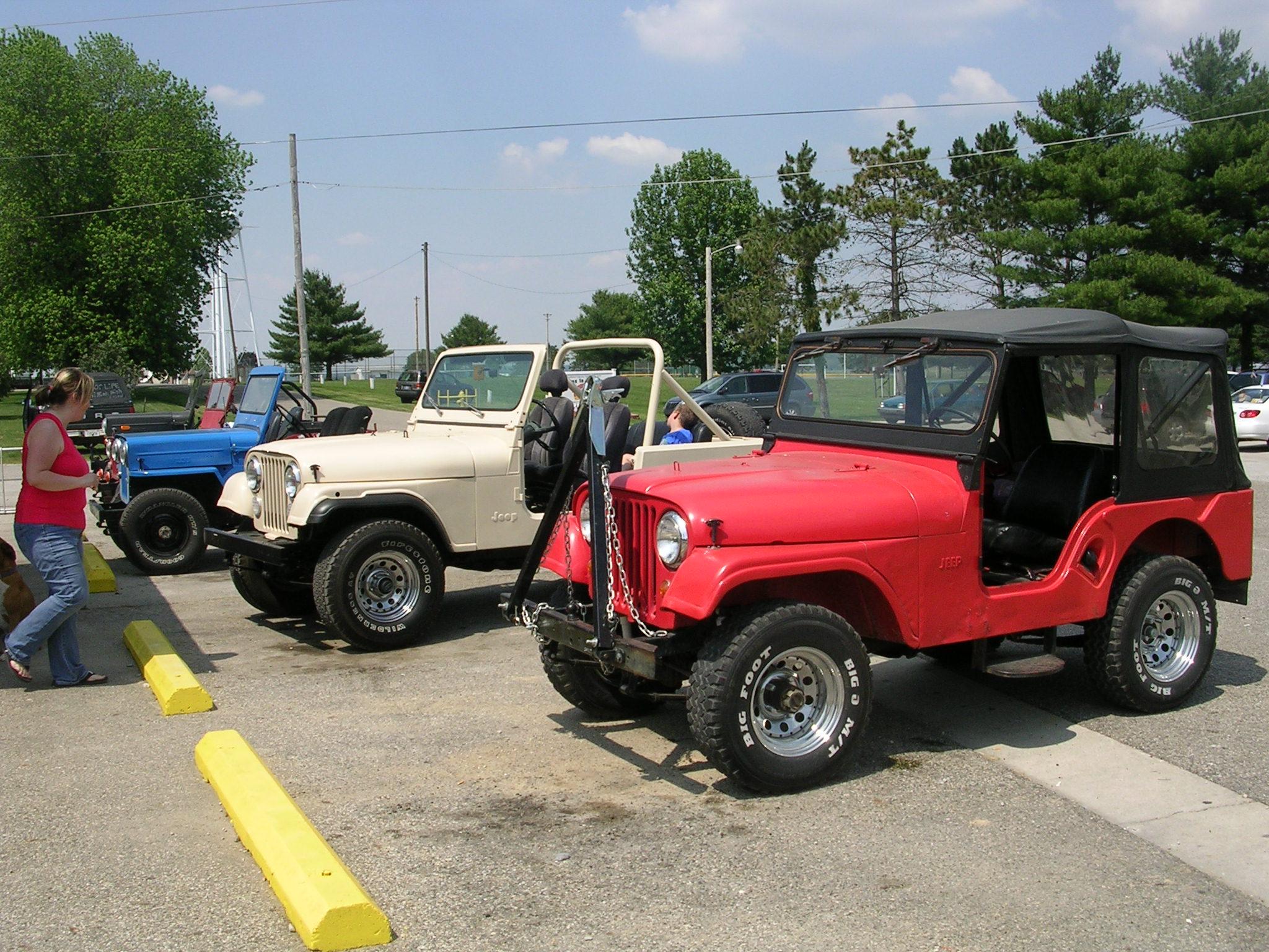 Craigslist indiana jeep parts