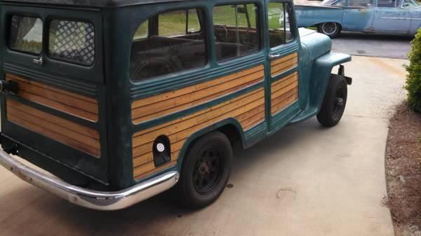 Craigslist Greenville Sc Cars And Trucks By Owner: Willys Wagons For Sale Craigslist