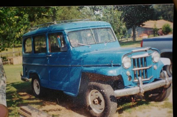 1958 Wagon Kansascity Mo