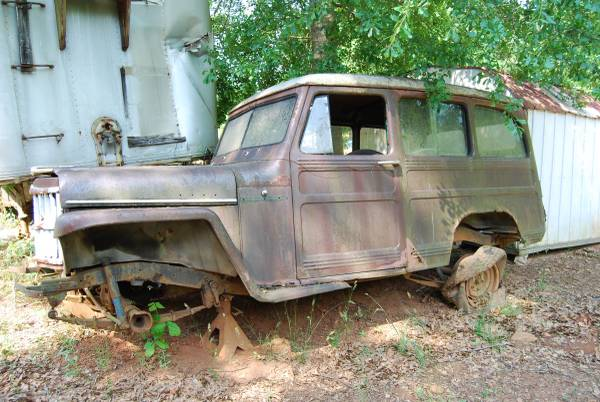 Home » Craigslist 1956 Willys Jeep Wagon And Price