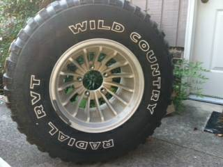 Jeeps For Sale In Tn >> Tires and Rims | eWillys