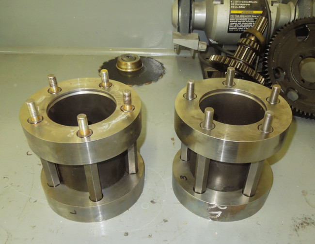 Tractor Dual Wheel Adapters : Dually ewillys