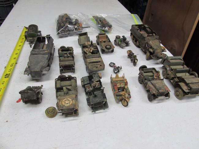 military-models