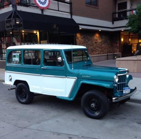 Craigslist Willys Wagon | Autos Post