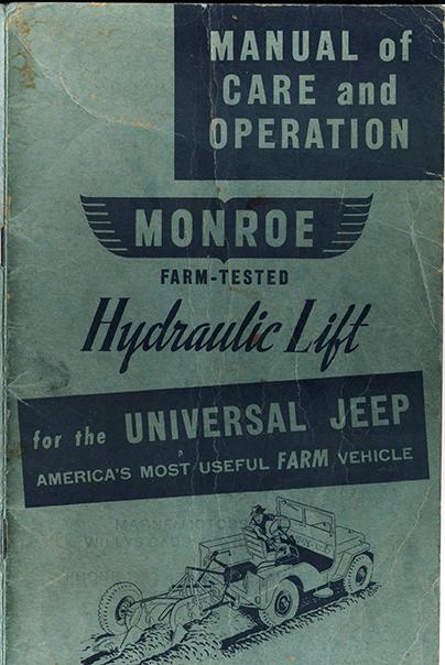 monroe-hydraulic-lift-hitch-manual1