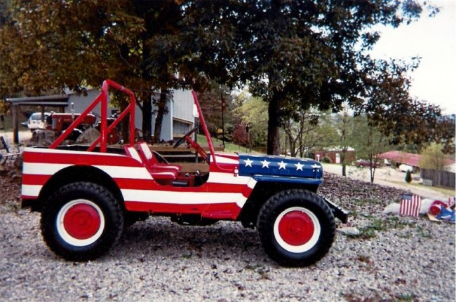 willys-jeep-4th-of-july-jeep