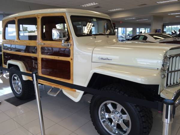 1961 Wagon Batonrouge La1