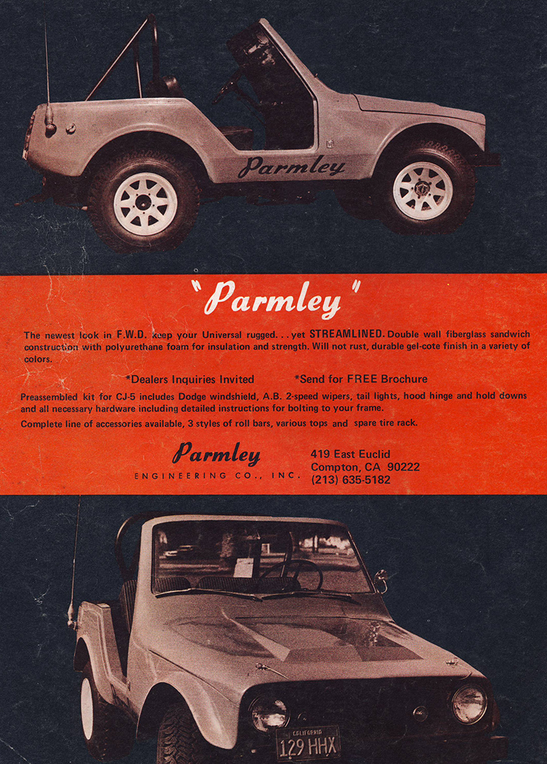 Parmley Ewillys Ebay Ford Tractor 3600 Wiring Harness Fiberglass Body Kit Ad From 1974