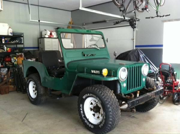 1950 CJ-3A Milton, NH $2600 | eWillys