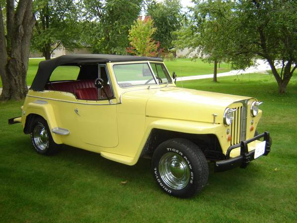 Jeepster | eWillys | Page 8