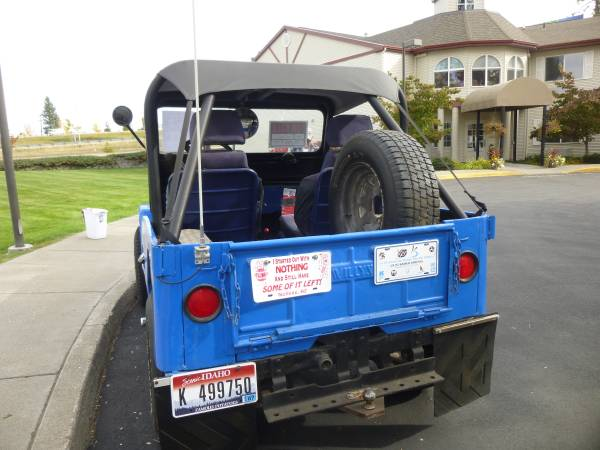 Cj5 Wiring Harness Identification Questions Page 2 Jeepforumcom