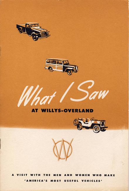 books ewillys rh ewillys com 1946 Jeep CJ2A 1946 Willys Jeep