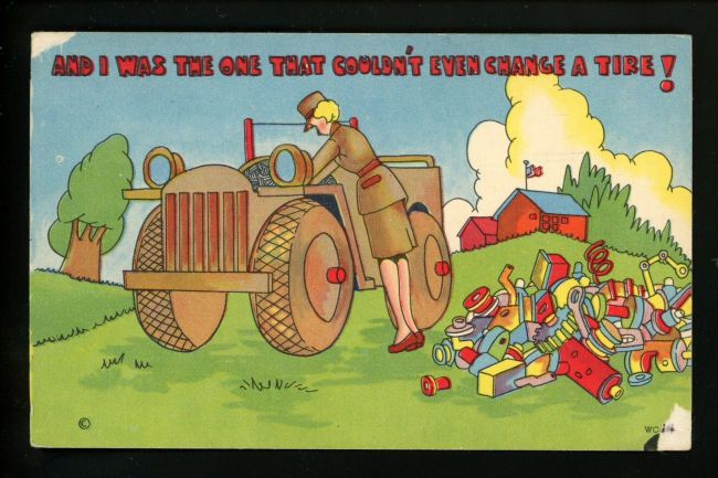 1944-jeep-waac-postcard1