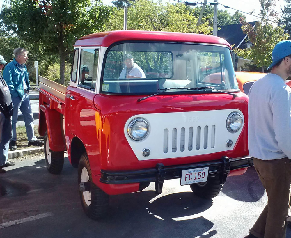 Dump Ewillys Page 2 Jeep Fc Concept Truck 1959 Fc150 Ma2