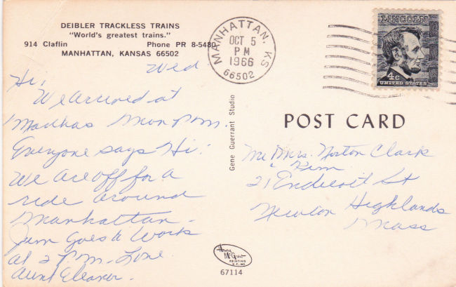 1966-diebler-trackless-jeep-train-postcard2