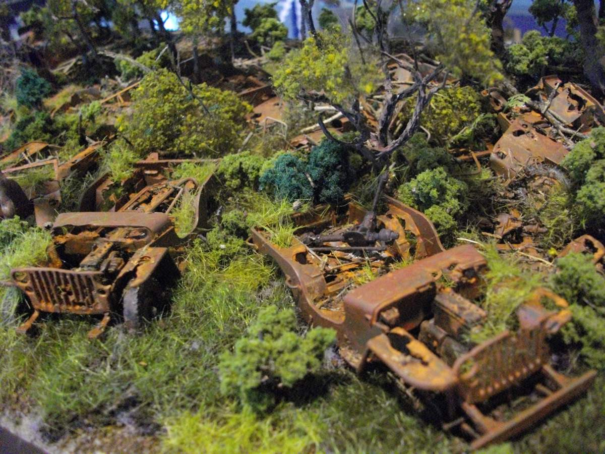 jeep wreck by barry