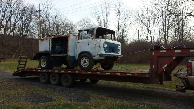 Fc jeep dually