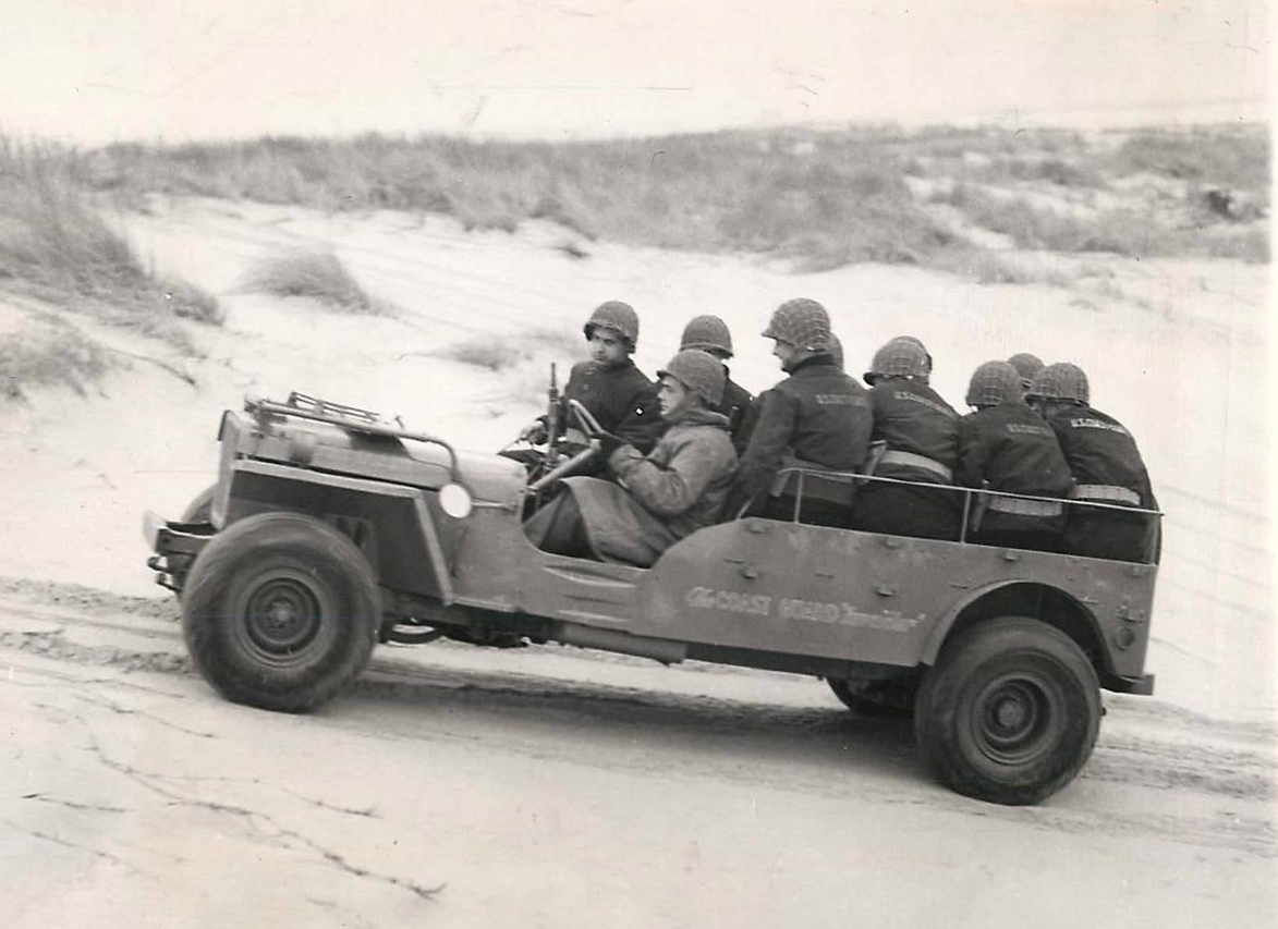 1944 03 17 coast guard invader stretched jeep1