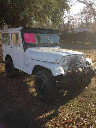 1966 Cj5 Alabama1