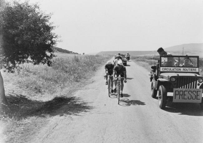 Championnat de France de cyclisme militaire.