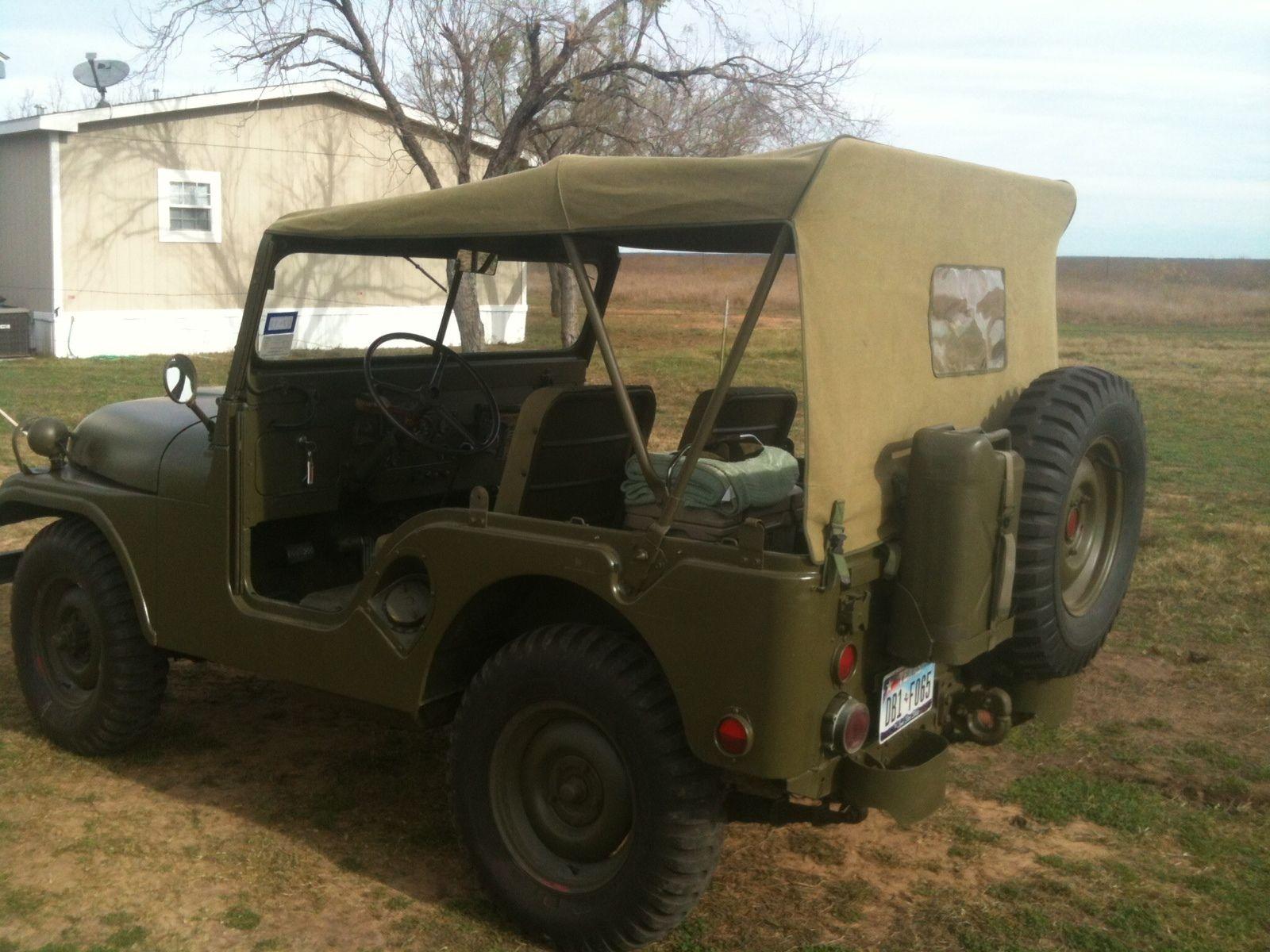 1953 M 38A1 San Antonio TX SOLD