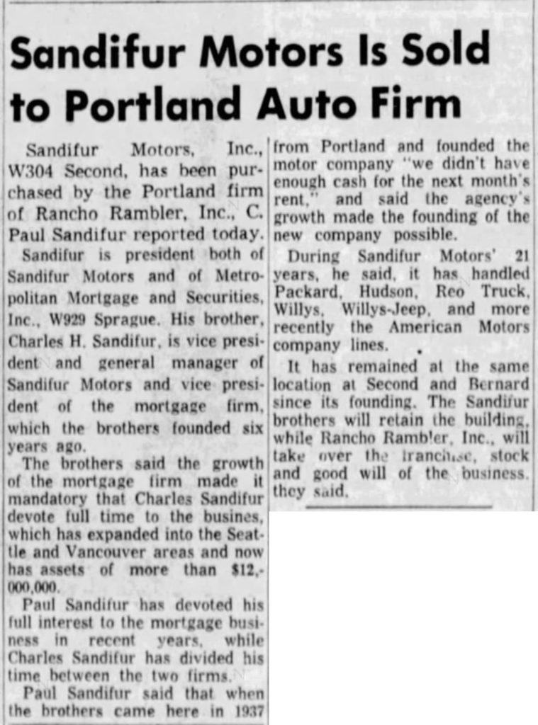1958-06-27-spokane-chronicle-sandifur-motors-sold