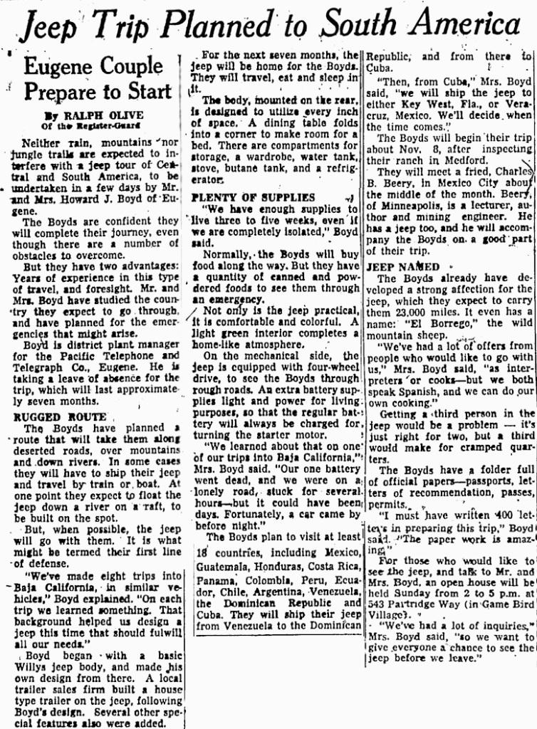 1958-10-31-eugene-register-guard-boyds-SoAm-trip1