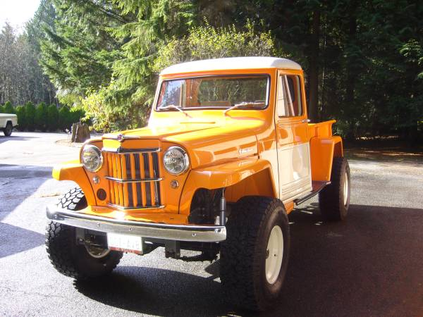 Willys Jeep Station Wagon For Sale Craigslist