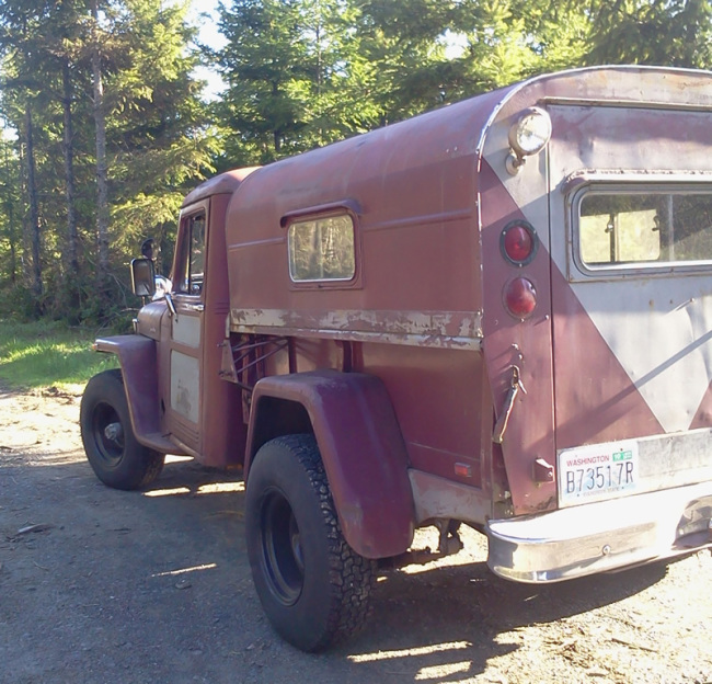Camper Shell Camping >> Anyone Recognize this Camper / Canopy? | eWillys