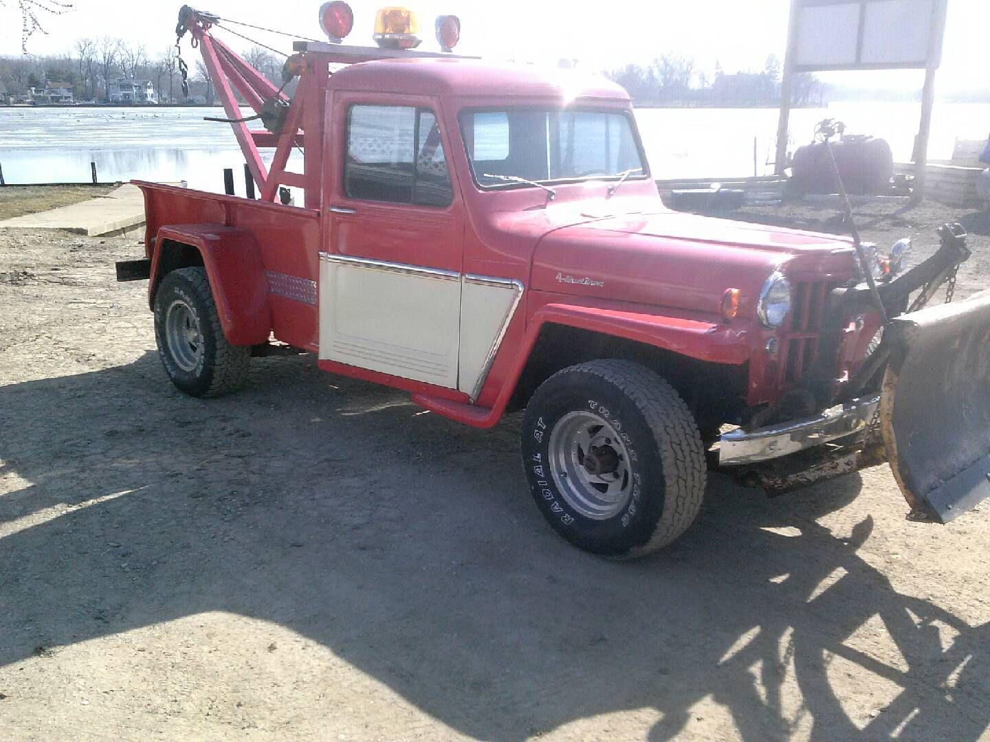 1957 Truck and 1962 Tow Truck Antioch, IL eBay | eWillys