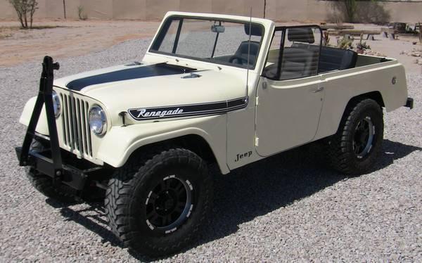 Craiglist Phoenix Az >> 1968 Jeepster Commando Buckeye, AZ **SOLD** | eWillys