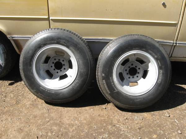 Tires and Rims | eWillys