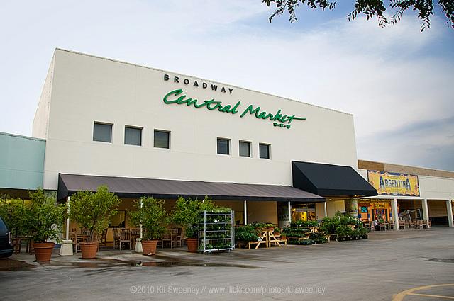 Central Market - San Antonio