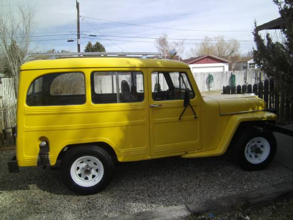 Willys Wagons | eWillys | Page 33